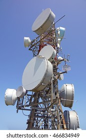 comunications antenna and telecommunications repeaters