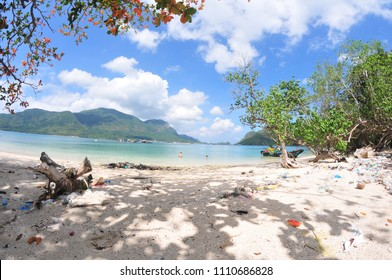 Con Dao nice beach Vietnam