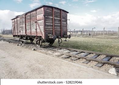 Concentration Camp - (Auschwitz II)
