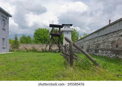 concentration camp, Crveni Krst, Red Cross, Nis, Serbia