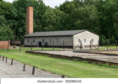the concentration camp in Stutthof- Poland, Europe