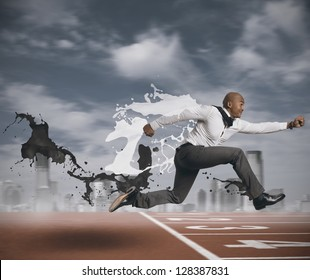 Concept of challenge in business
