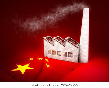 Concept of chinese industry development