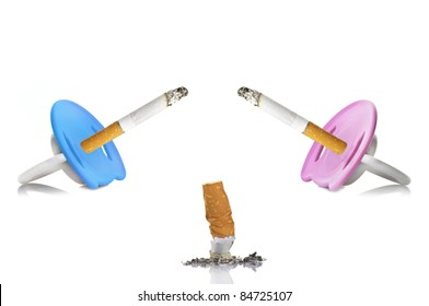concept dont smoke in pregnancy