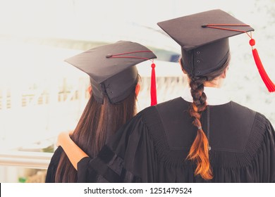 Concept education congratulation in University, Graduation Ceremony
