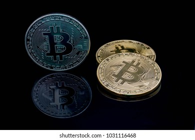 The concept of electronic currency Bitcoin