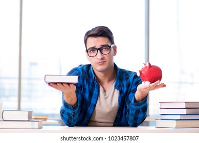 Concept of expensive textbooks and cost of education