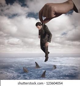Concept of failure of a businessmamn
