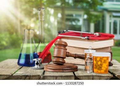 Concept of forensic medicine
