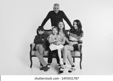Swell Group Girls On Couch Images Stock Photos Vectors Gmtry Best Dining Table And Chair Ideas Images Gmtryco