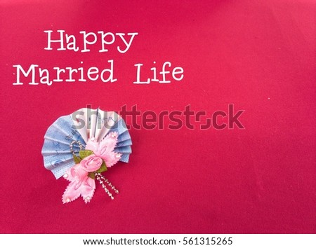 Concept Happy Married Life Stock Photo Edit Now 561315265