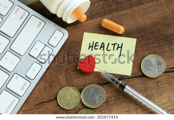 concept of health or healthcare