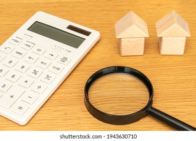Concept of housing assessment, purchase, sale