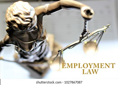 An concept Image of a employment law