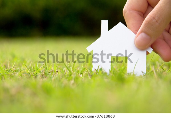 concept image of my house