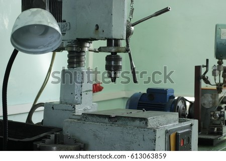 Units production special technological equipment