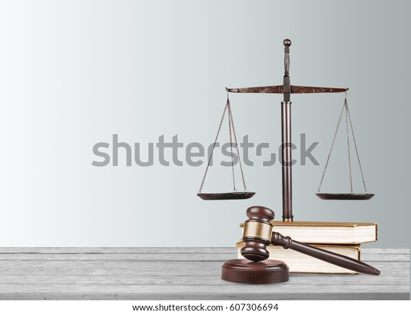 Konzept der Justiz