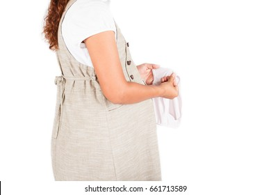 concept leucorrhoea in pregnant women