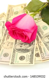 Concept of love and money