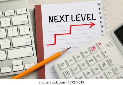concept of next level