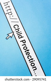 concept of online Child Protection, Social Issues
