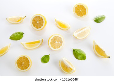 concept photography with lemon