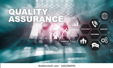 The Concept of Quality Assurance and Impact on Businesses. Quality control. Service Guarantee. Mixed media