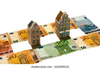 Concept of real estate and money