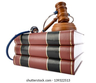 Concept related to medical lawsuit in the legal system