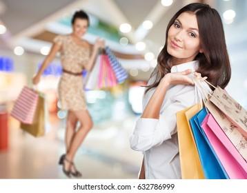 Concept of shopping.