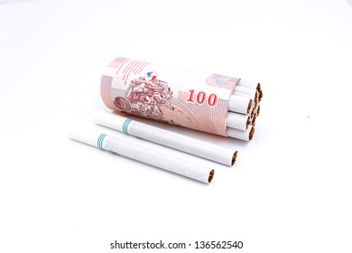 Concept of smoking cost and cessation