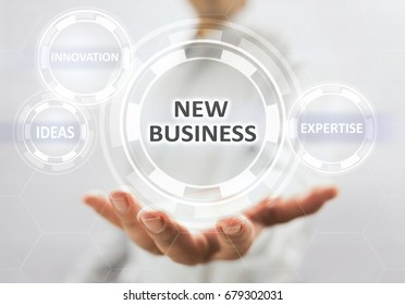 Concept For Starting New Business