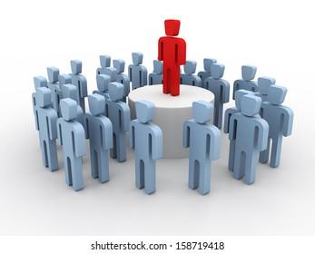 concept team leader