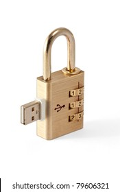 Concept of USB Data Security