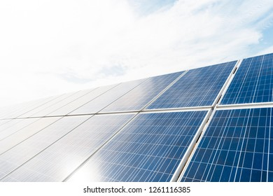 Conception of Solar Photovoltaic Panel Reflected by Sunlight as a Green and Renewable Power Solution