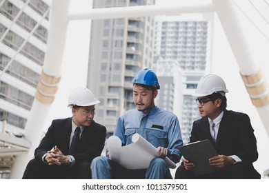 Concepts Business Engineering, Professional engineers.