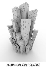 Conceptual city