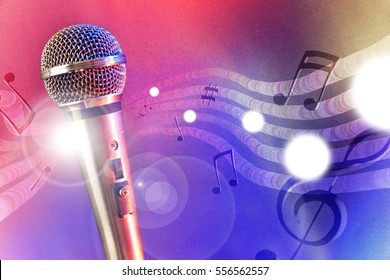 Karaoke Poster Images Stock Photos Amp Vectors Shutterstock