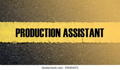 CONCEPTUAL Production Assistant