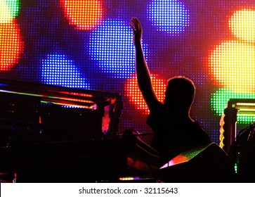 A concert of electronic music 2