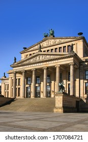 Concert Hall (Konzerthaus) Berlin, Germany