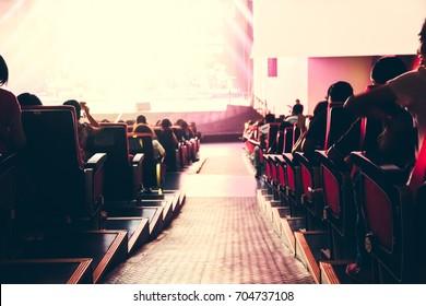 concert seats