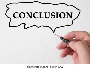 Drawing Conclusions Images Stock Photos Vectors Shutterstock