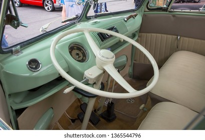 Vintage Bus Interior Images, Stock Photos & Vectors | Shutterstock