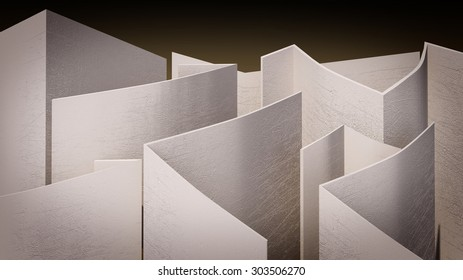 concrete Art Background illustration