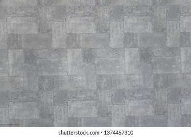 Concrete of the background material