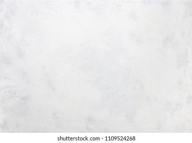 The concrete background is white with gray streaks. Background image.