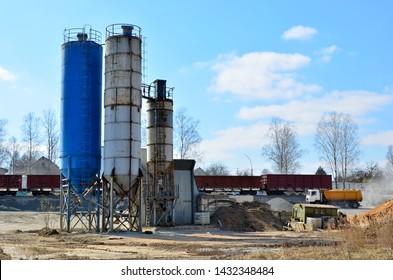 Batching-plant Images, Stock Photos & Vectors | Shutterstock