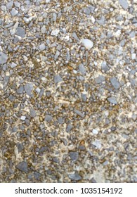 Concrete, blackwood, cracks