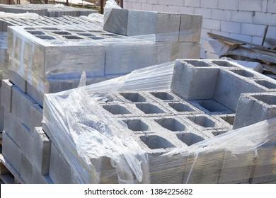 Hollow Concrete Block Images, Stock Photos & Vectors   Shutterstock